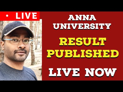 Anna University Results In