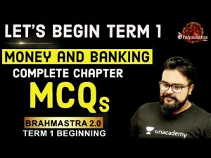 Money And Banking Class 12 Mcq