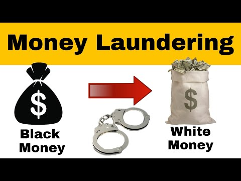 Money Laundering Meaning In Hindi
